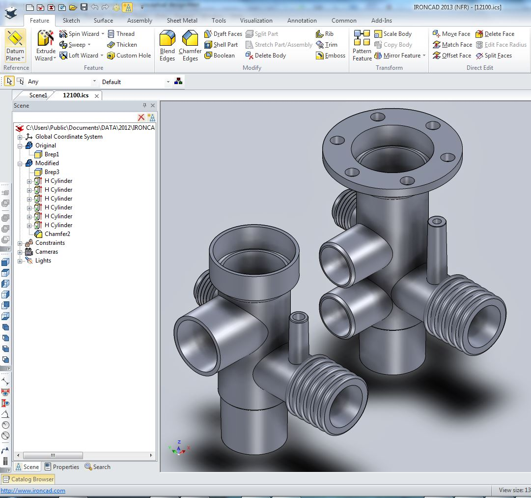 Direct Edit Help For Solidworks Catia