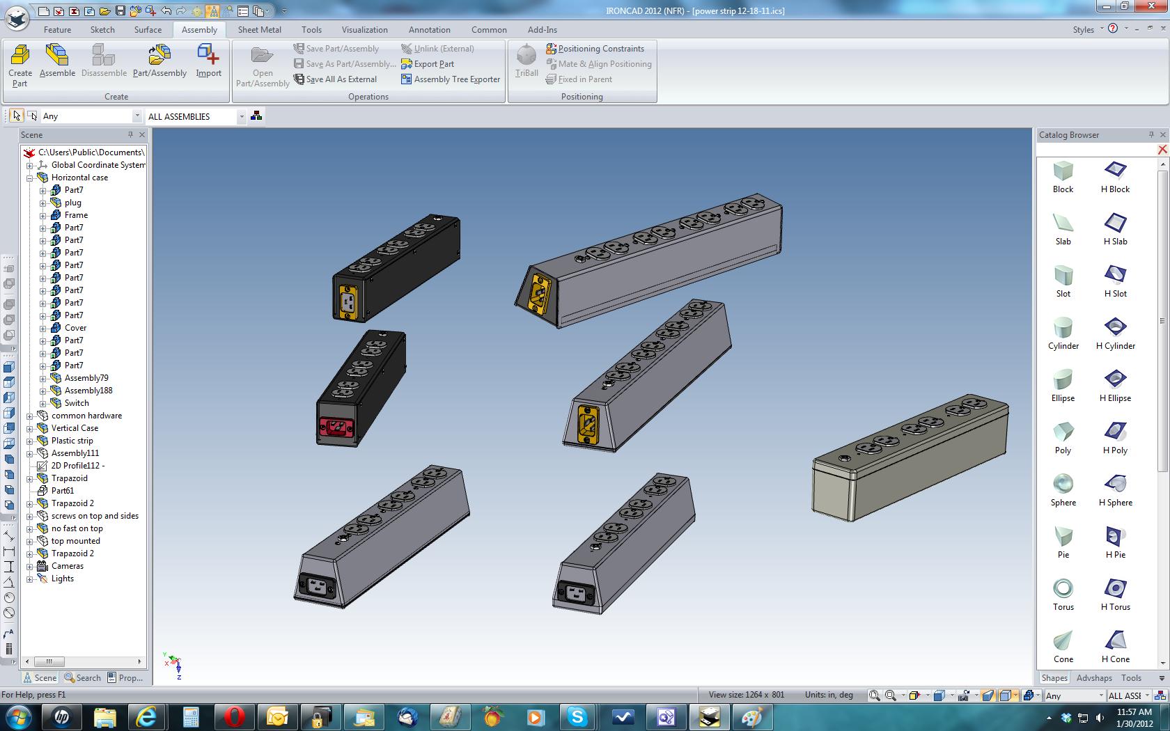3d Cad For The Industrial Designer