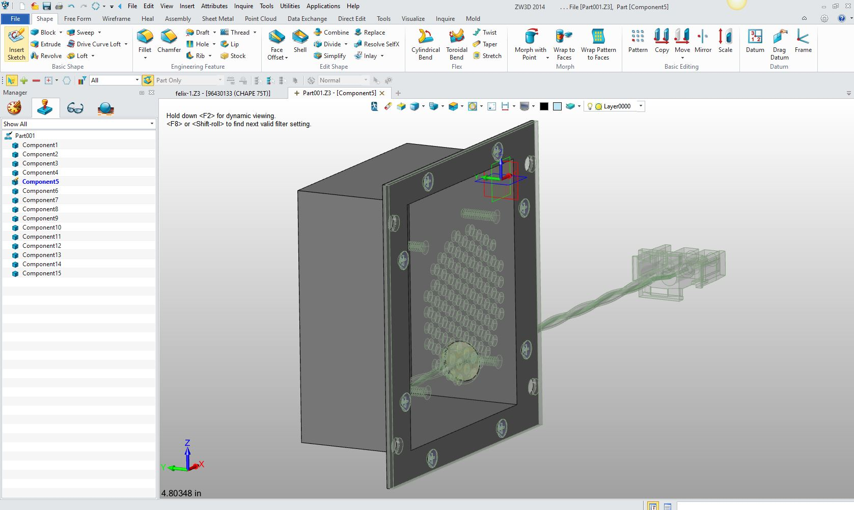 The Ultimate 3D CAD System!
