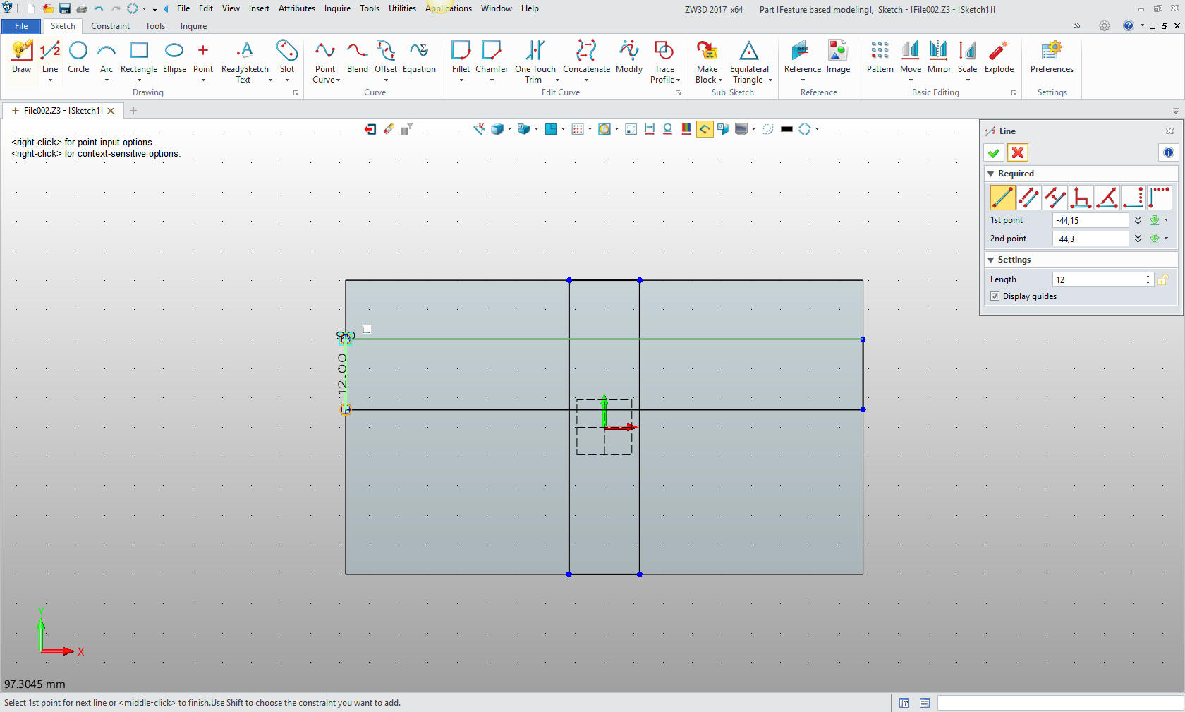 ZW3D vs Solidworks Lesson 2