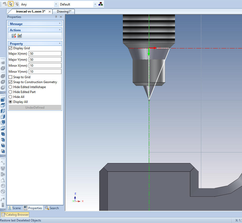 IRONCAD vs Fusion 360 Lesson 3 Assembly