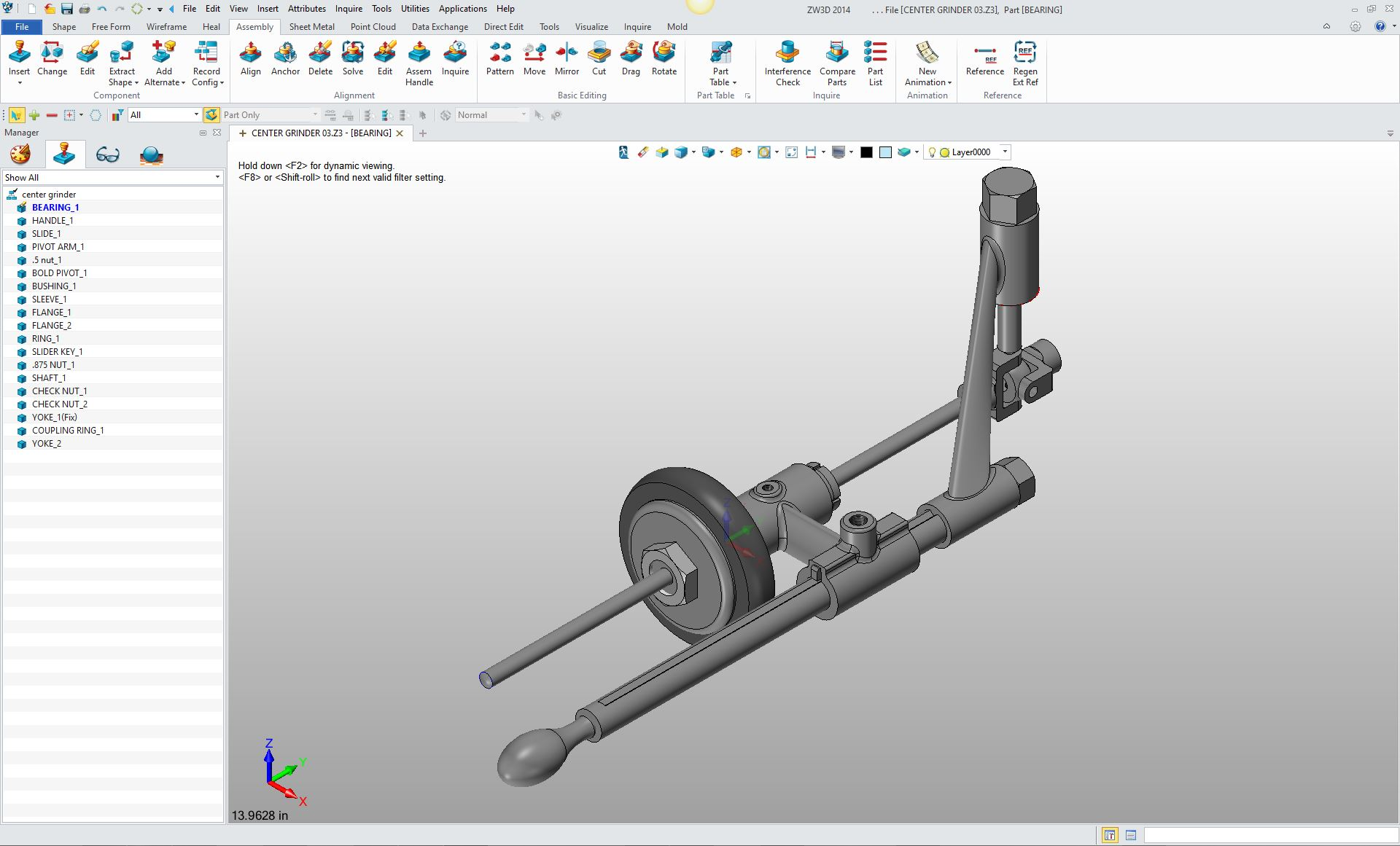 Learning 3d Mechanical Cad