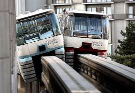 The Seattle Monorails Collide