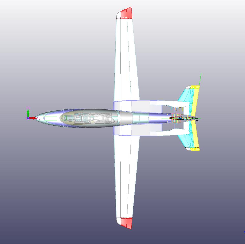 Jefferson's Experiment Airplane